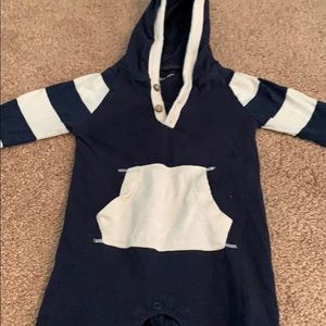 Burts bees baby one piece outfit